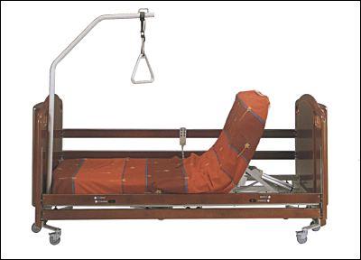 aldrys position basse pour permettre d 39 utiliser un lit m dicalis sans barri re et r duire la. Black Bedroom Furniture Sets. Home Design Ideas